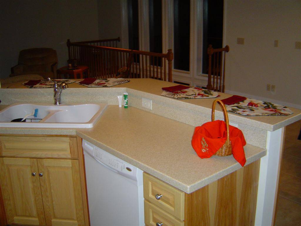 Countertop project photos - Brian Bequette Cabinetry, Inc.